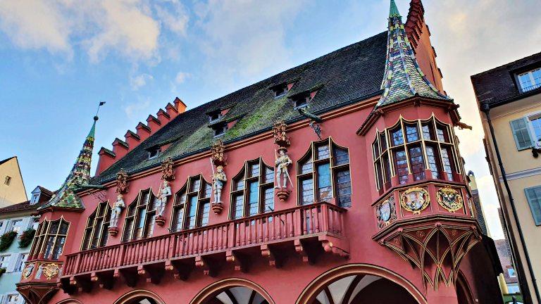 Historisches Kaufhaus na Münsterplatz | O que fazer em Freiburg