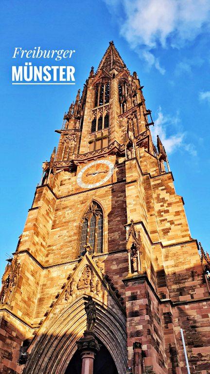 Münster: Catedral de Freiburg | O que fazer em Freiburg