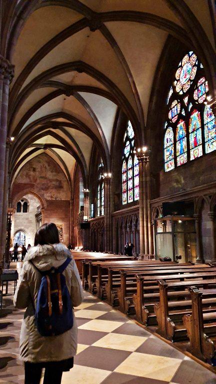 Interior da Catedral de Freiburg | O que fazer em Freiburg