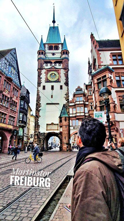 Martinstor (Martin's Gate) | O que fazer em Freiburg