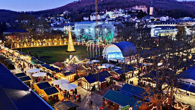 Baden-Baden Christkindelsmarkt | Mercados de Natal da Alemanha