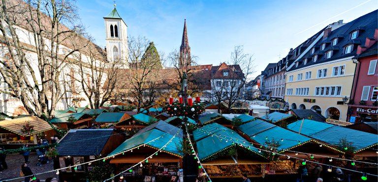 Mercado de Natal de Freiburg | créditos: Baschi Bender