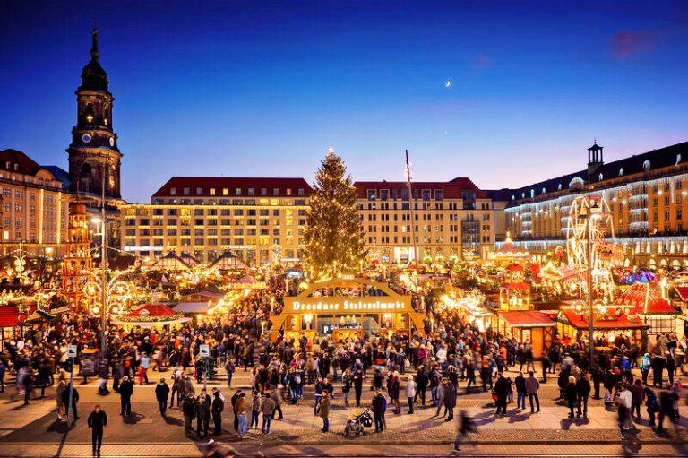 Dresden Striezelmarkt | Mercados de Natal da Alemanha (foto: ddpix.de (DML-BY))