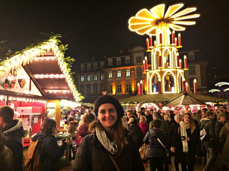 Heidelberg | Mercados de Natal da Alemanha