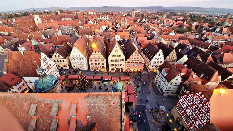 Mercado de Natal de Rothenburg ob der Tauber | Mercados de Natal da Alemanha