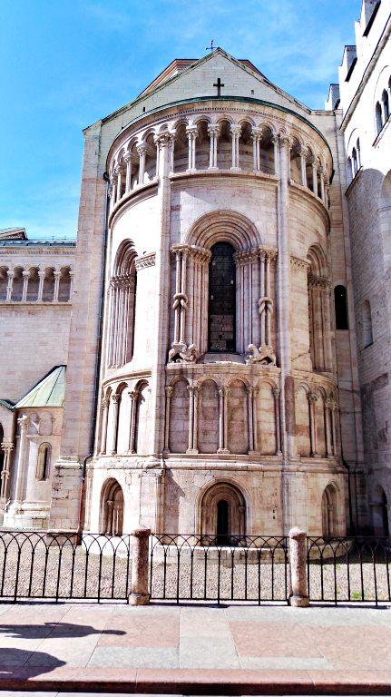 Catedral de Trento (Duomo di S. Vigilio) | O que fazer em Trento