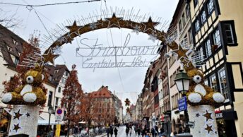 Mercados de Natal de Estrasburgo