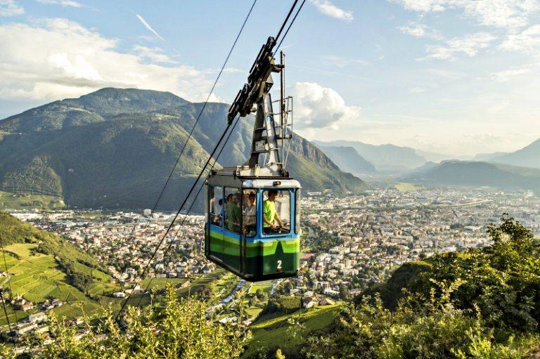 Funivia San Genesio | O que fazer em Bolzano