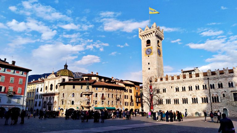 O que fazer em Trento