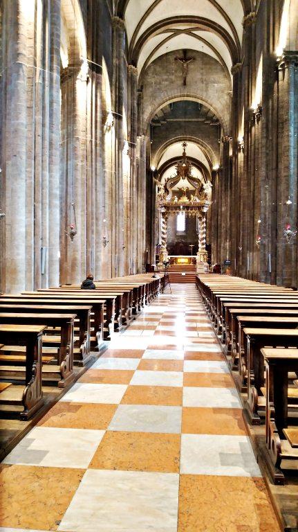 Interior da Catedral de Trento (Duomo di S. Vigilio) | O que fazer em Trento