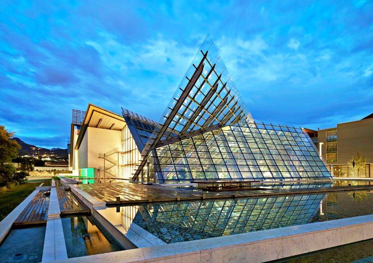 MUSE (Museo delle scienze di Trento) | créditos: muse.it)