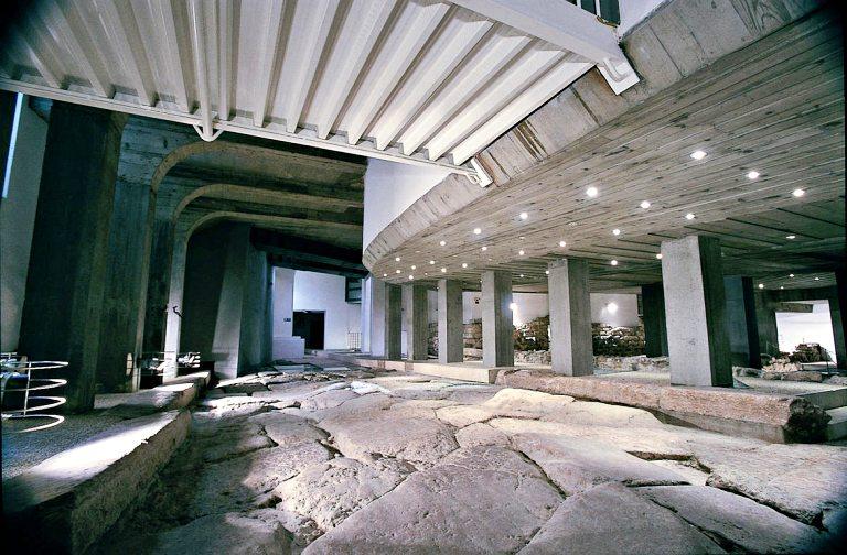 Spazio Archeologico Sotterraneo S.A.S.S | O que fazer em Trento (créditos: site oficial do museu)
