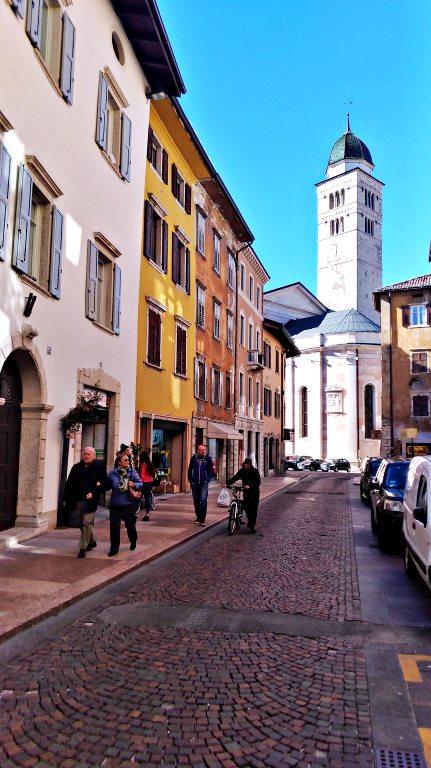 Via Cavour | o que fazer em Trento