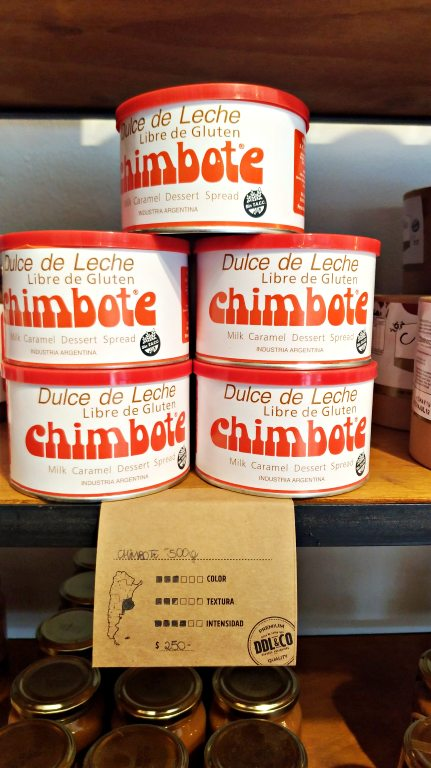 Chimbote | Doce de leite argentino