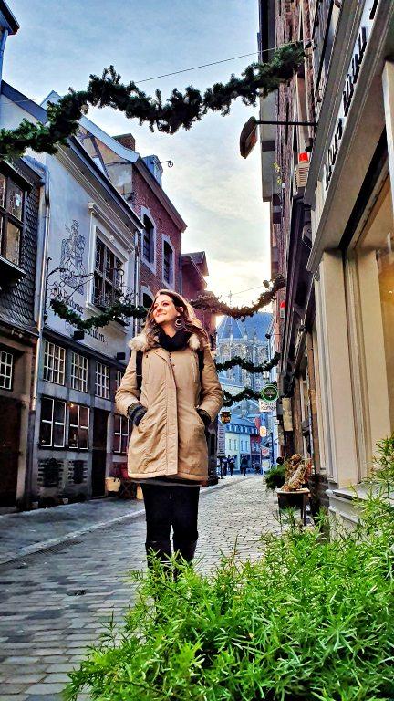 Körbergasse | O que fazer em Aachen