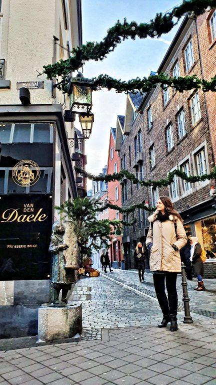 Van den Daele Cafe, o café mais antigo de Aachen | O que fazer em Aachen