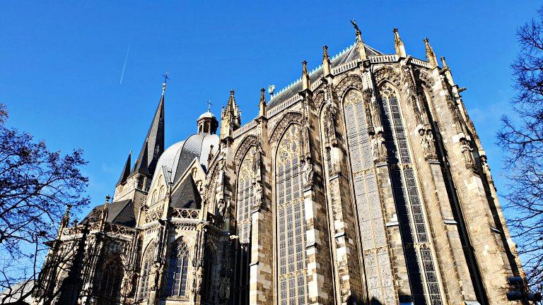 Aachener Dom (Catedral de Aachen) | O que fazer em Aachen