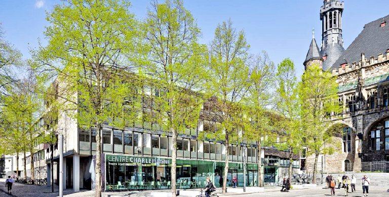 Centre Charlemagne | O que fazer em Aachen