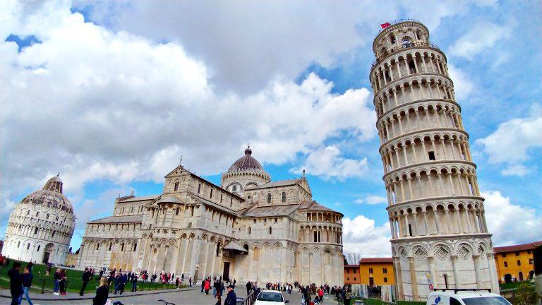 Campo dei Miracoli | O que fazer em Pisa