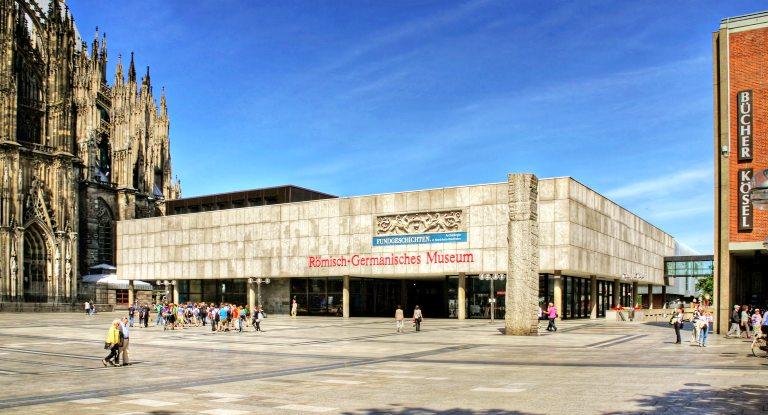 Römisch-Germanisches-Museum   O que fazer em Colônia (Köln)