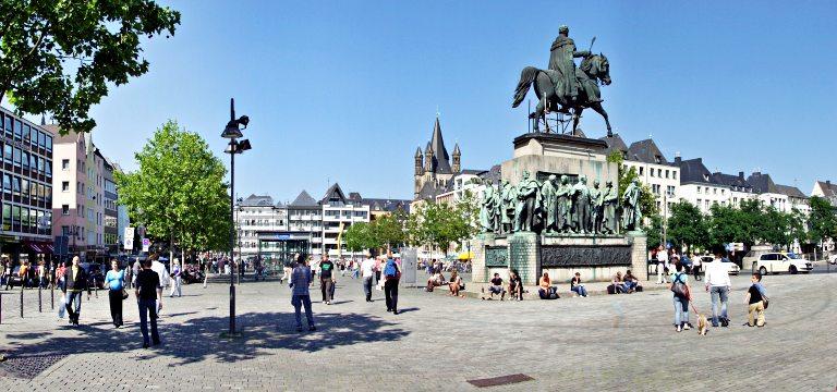 Heumarkt   O que fazer em Colônia (Köln)   Foto (Cologne Tourism)