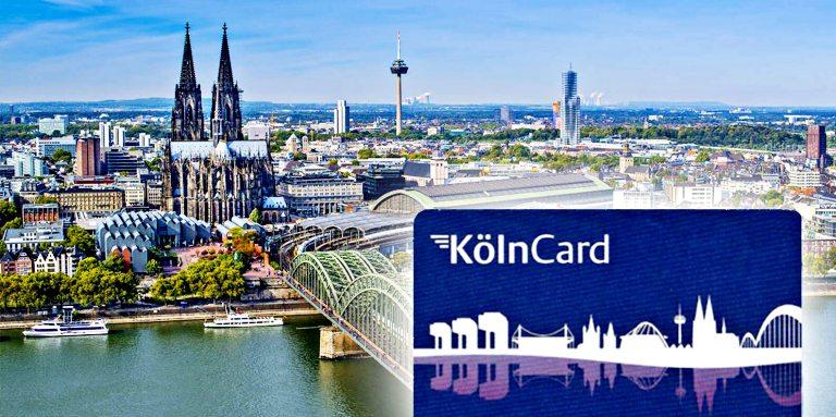 Köln Card: cartão de descontos em transporte e atrações de Colônia