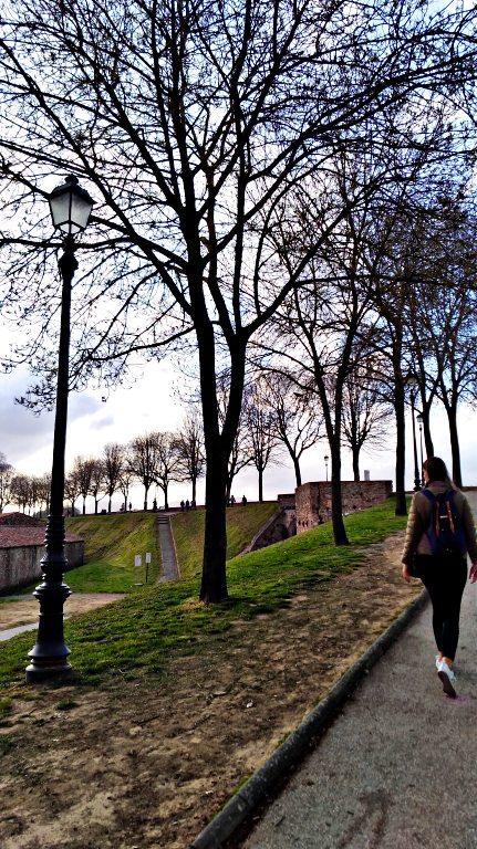 Mura di Lucca: caminhada pela antiga muralha medieval | O que fazer em Lucca