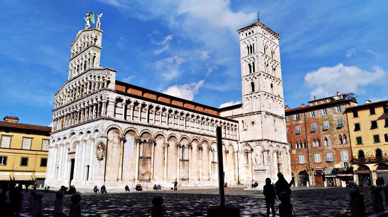 O que fazer em Lucca - Chiesa di San Michele in Foro