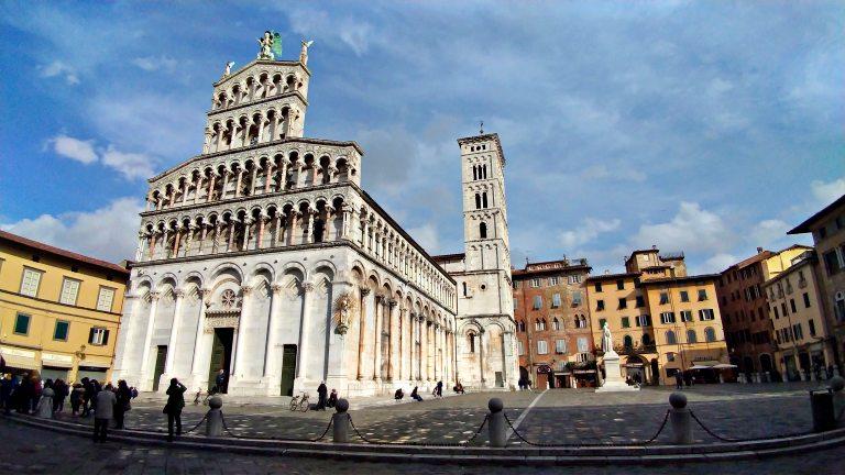 Piazza San Michele | O que fazer em Lucca