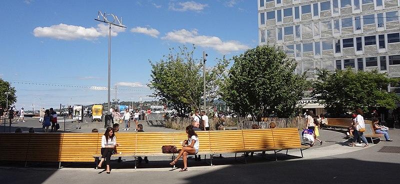 Place du Rhône | O que fazer em Genebra