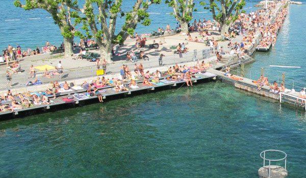 Bain des PAquis | O que fazer em Genebra