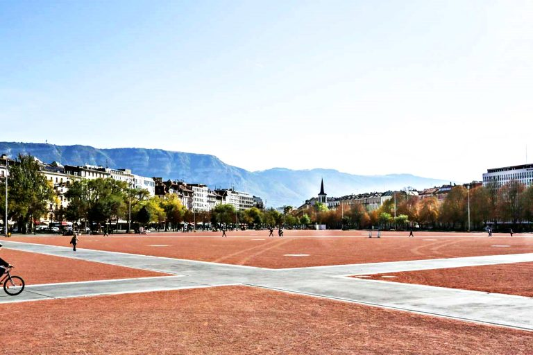Plaine de Plainpalais | O que fazer em Genebra