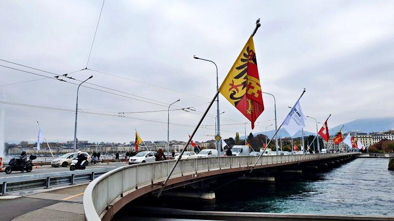 Pontes do centro de Genebra | O que fazer em Genebra