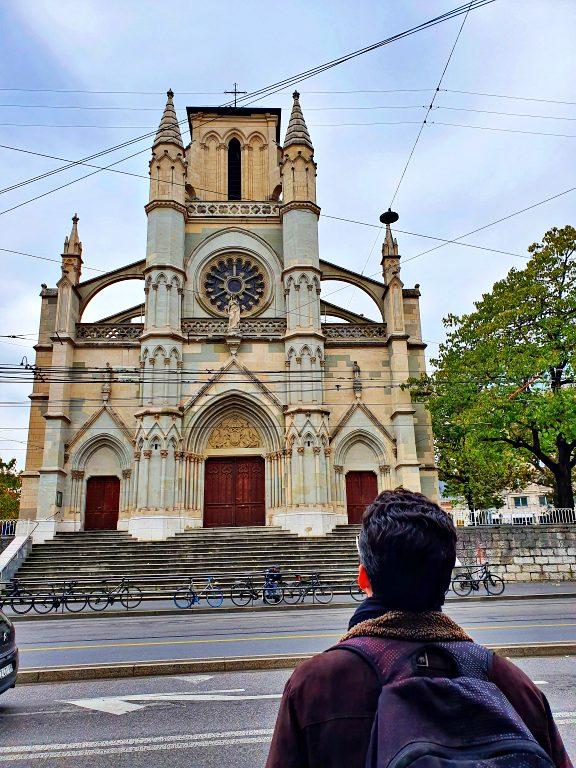 Basilique Notre-Dame (Basílica Nossa Senhora de Genebra) | O que fazer em Genebra