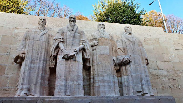 Mur des Reformateurs | O que fazer em Genebra