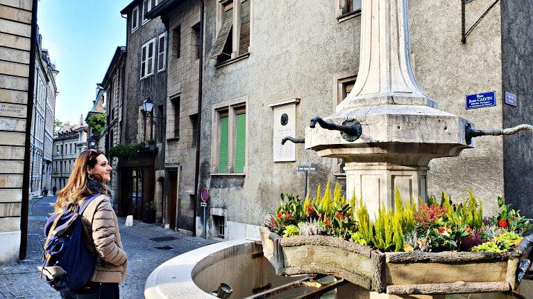 Rue Jean Calvin (ou Rua João Calvino) | O que fazer em Genebra