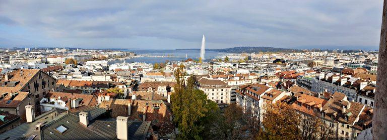 Vista da Cathédrale Saint-Pierre Genève | O que fazer em Genebra
