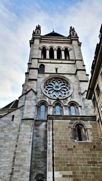 Cathédrale Saint-Pierre Genève | O que fazer em Genebra