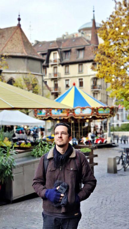 Place de la Madeleine | O que fazer em Genebra