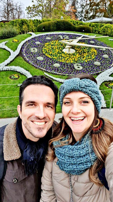 Jardin Anglais e L'Horloge Fleurie | O que fazer em Genebra
