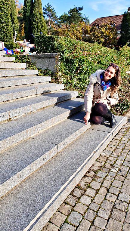 Chegada ao Museu Olímpico | O que fazer em Lausanne