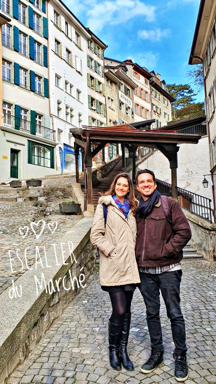 Escaliers du Marché | O que fazer em Lausanne