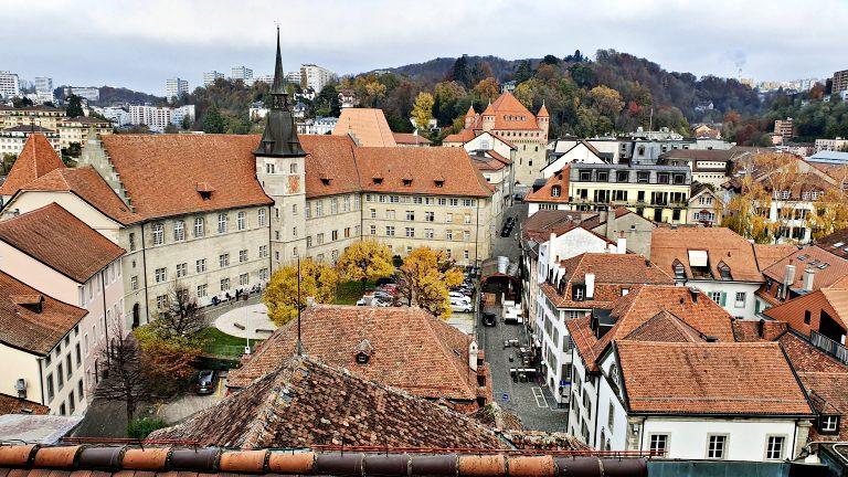 Torre do Campanário da Catedral de Lausanne | O que fazer em Lausanne