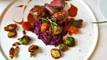 Onde comer em Berna: Casa Novo Restaurante
