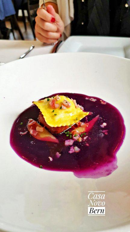 Entrada no Casa Novo Restaurante & Vinoteca | Onde comer em Berna