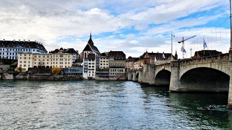 Mittlere Brücke | O que fazer em Basel