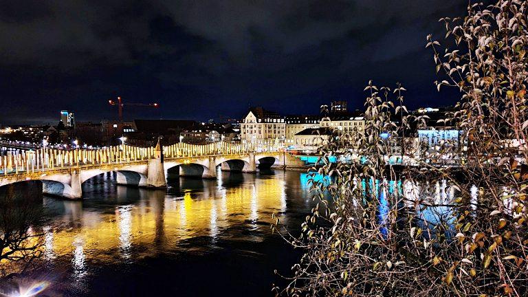 Basel durante a noite | O que fazer em Basel