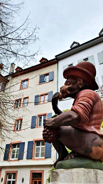 Detalhes da Andreasplatz e arredores | O que fazer em Basel