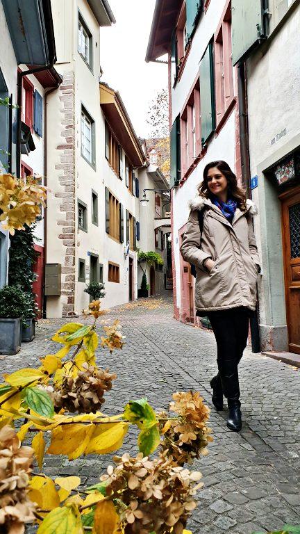 Pfeffergässlein e as casas históricas das guildas responsáveis pelo Carnaval de Basel | O que fazer em Basel