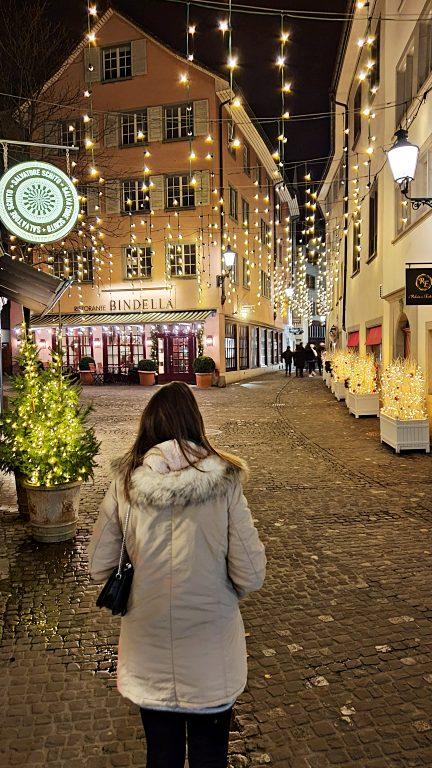Paradeplatz | O que fazer em Zurique